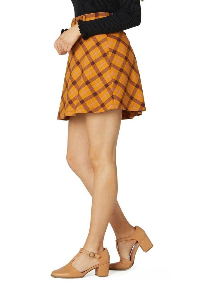 Claudia Check Skirt image 2