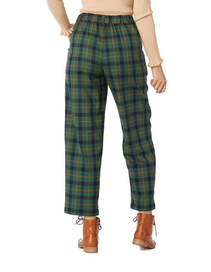 Claudia Check Pants image 3