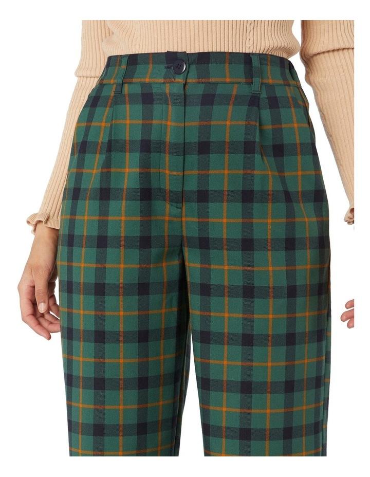Claudia Check Pants image 4