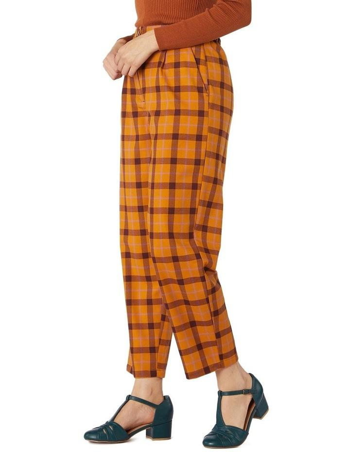 Claudia Check Pants image 2