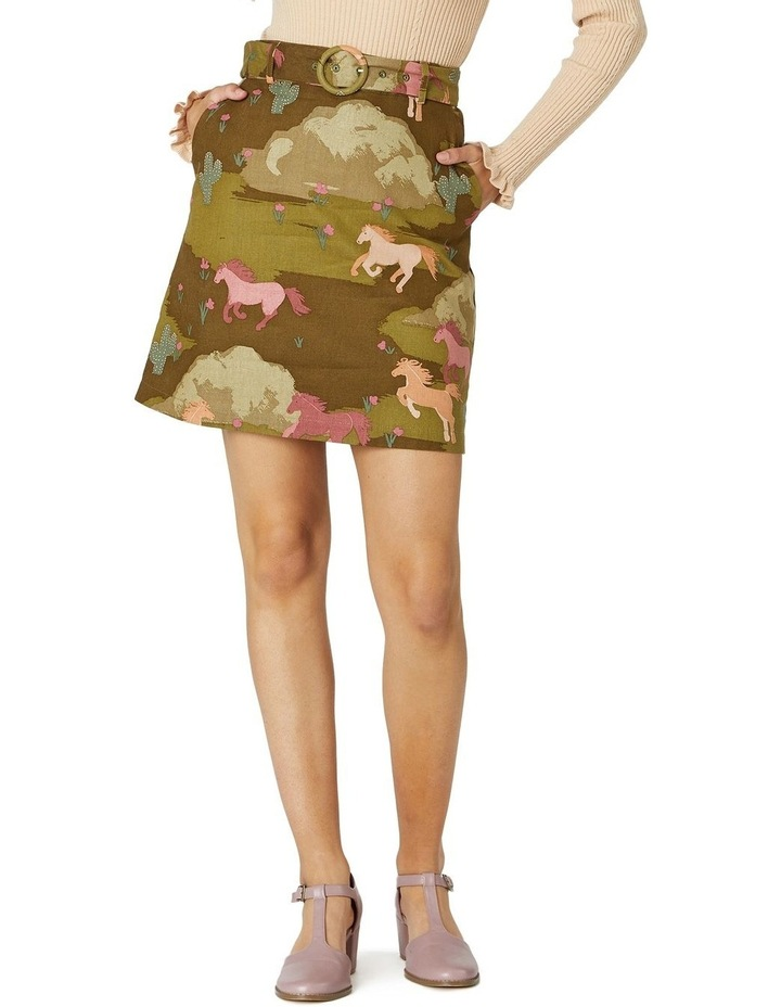 Wild Horses Skirt image 1