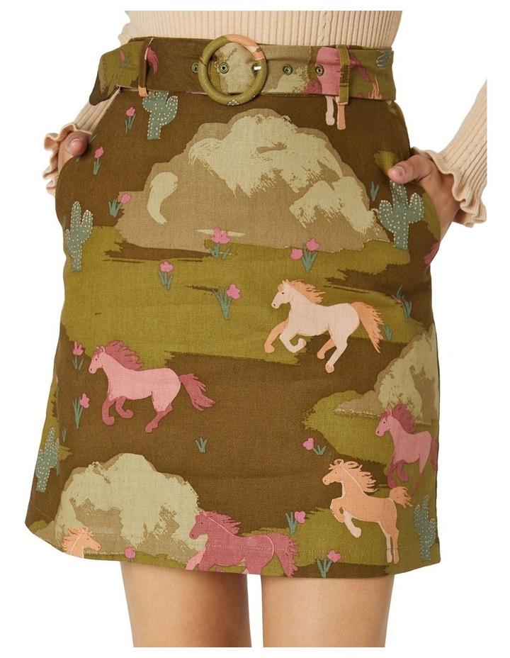 Wild Horses Skirt image 4