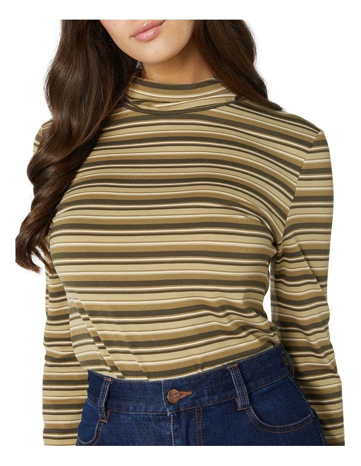 Lindy Stripe Skivvy image 4