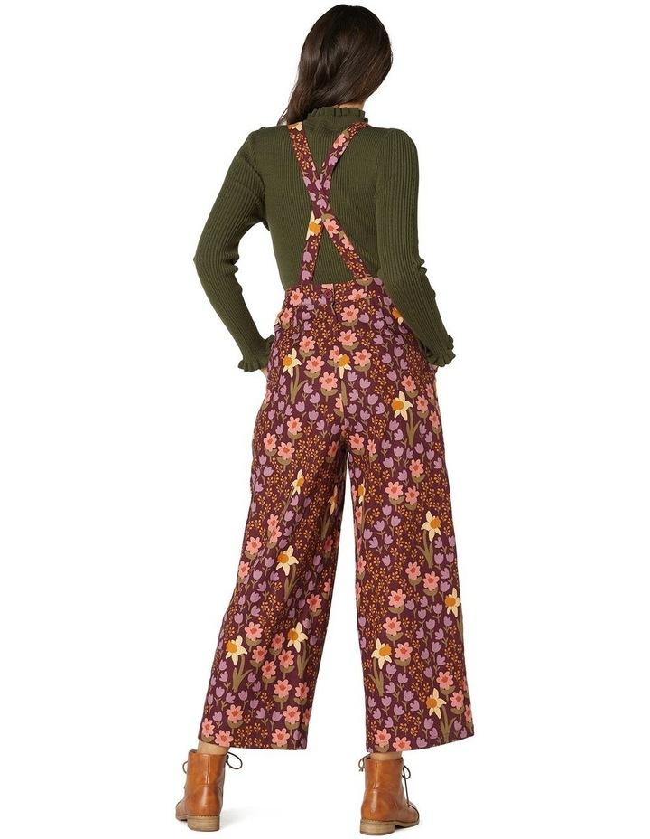Winona Flower Overalls image 3