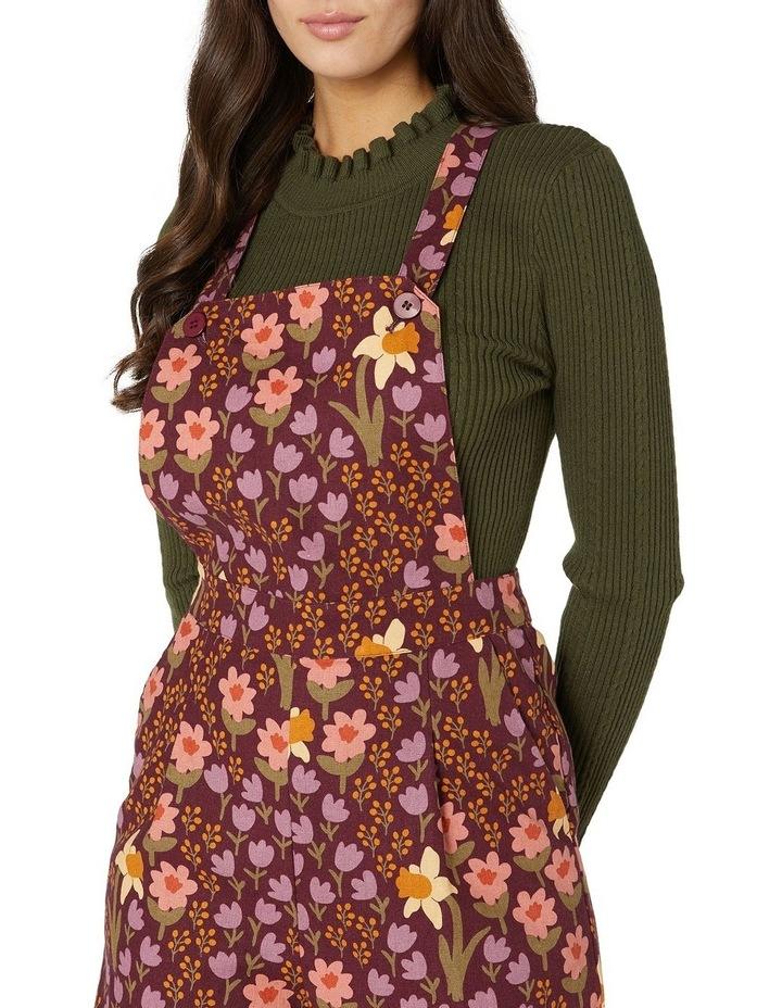 Winona Flower Overalls image 4