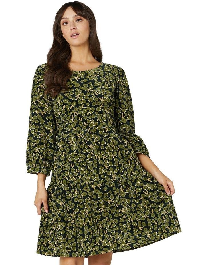 Phoebe Ditsy Cord Dress image 1