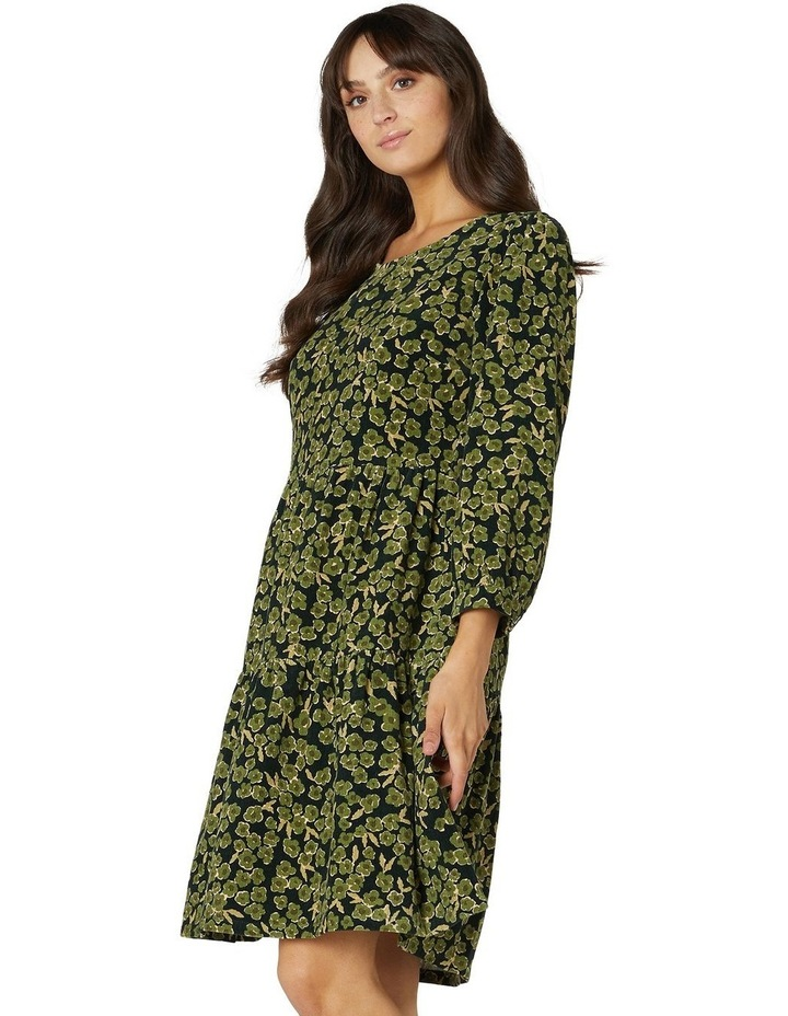 Phoebe Ditsy Cord Dress image 2