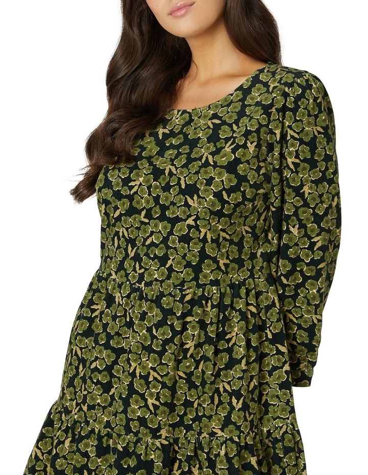 Phoebe Ditsy Cord Dress image 4