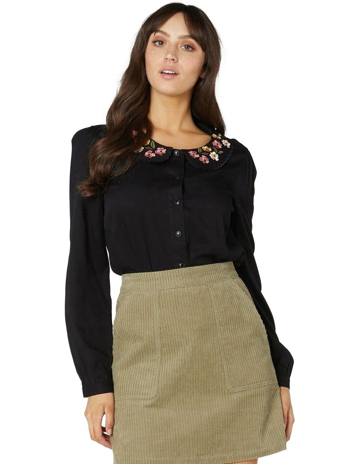 Juliette Embroidered Blouse image 1