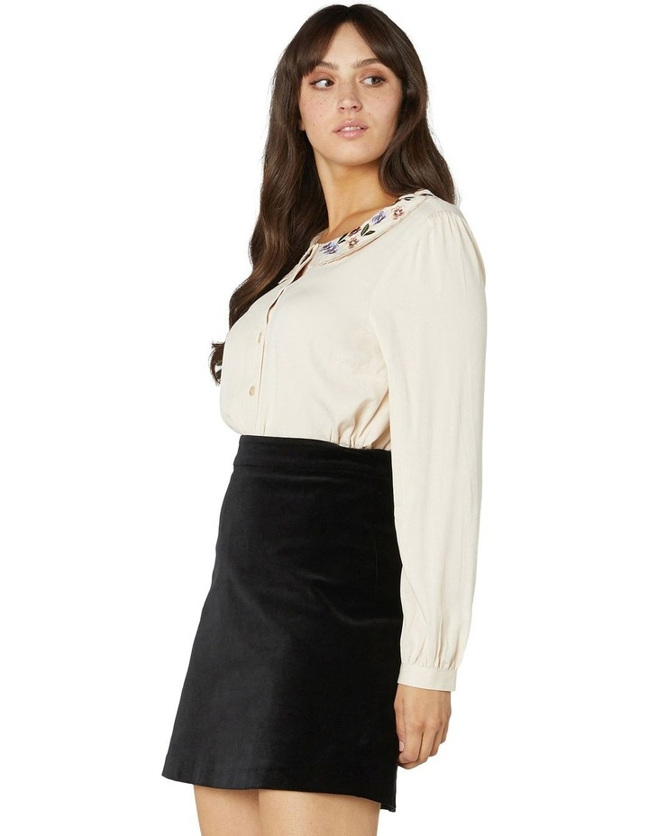 Juliette Embroidered Blouse image 2