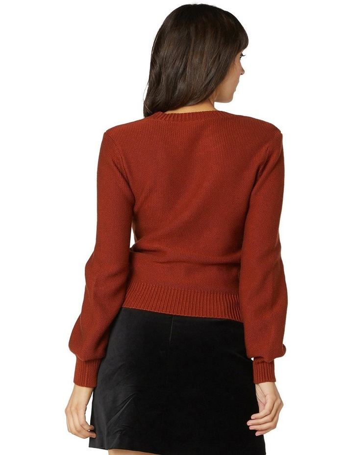 Forest Embroidered Sweater image 3