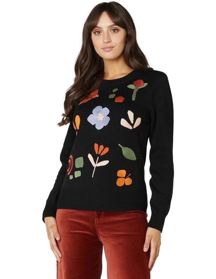 Hazel Geo Sweater image 1