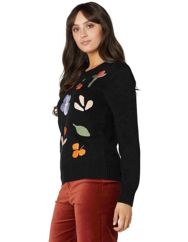 Hazel Geo Sweater image 2