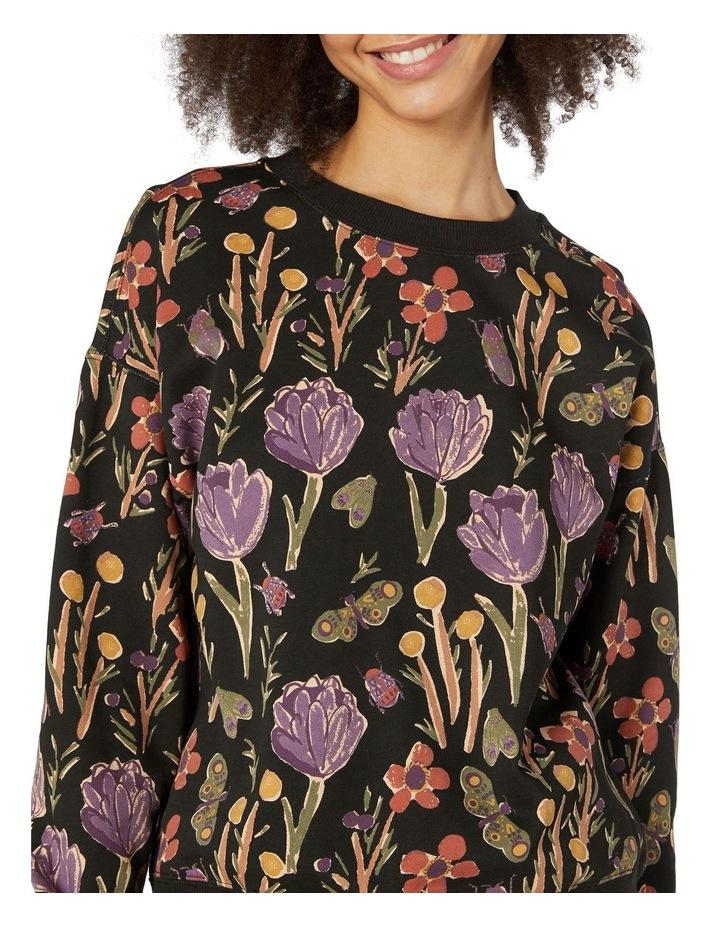 Francine Track Sweater image 4
