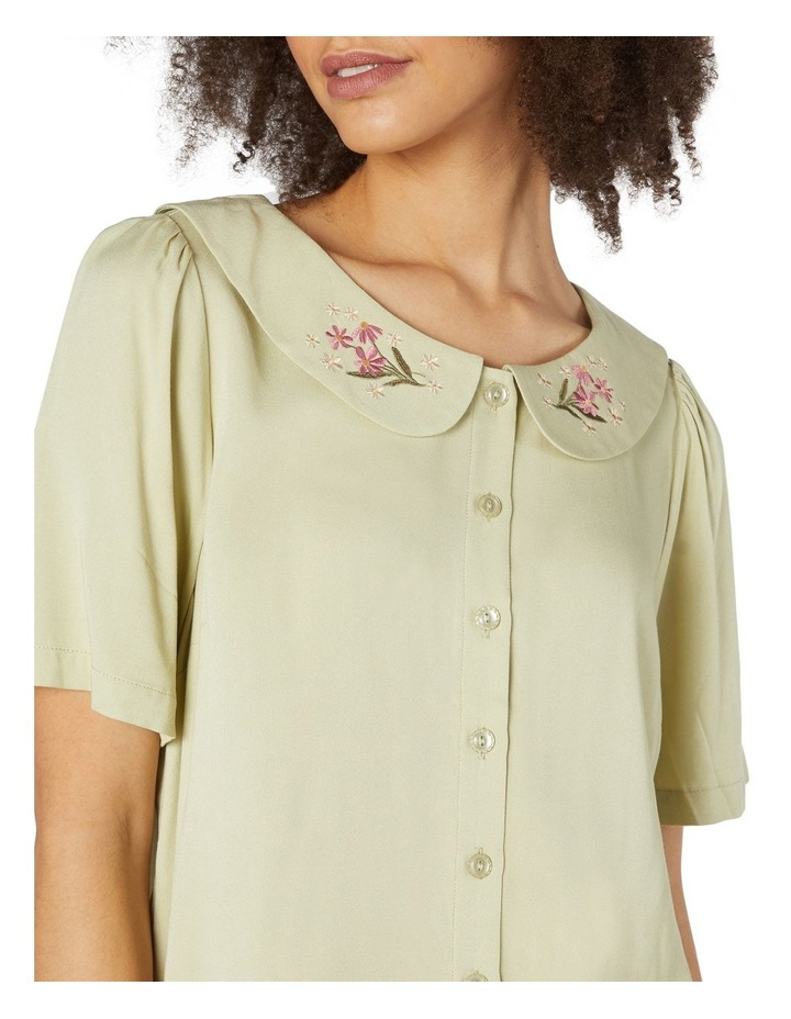 Diana Embroidered Blouse image 4