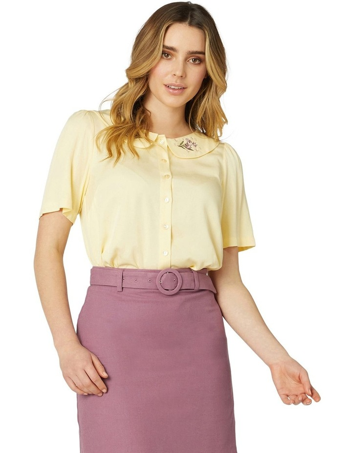 Diana Embroidered Blouse image 1