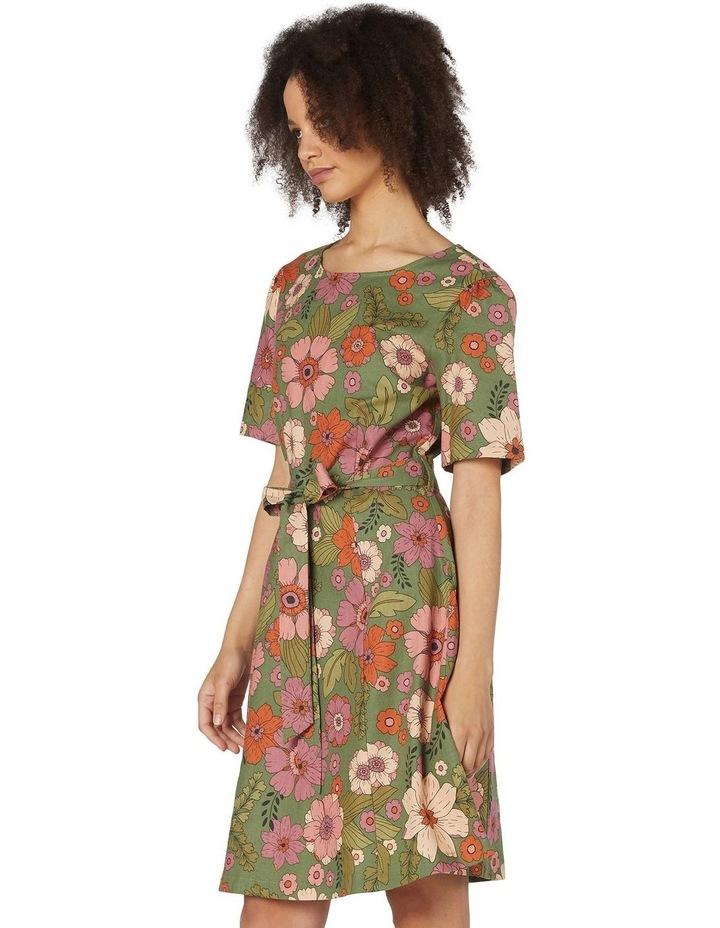 Brandy Floral Dress image 2