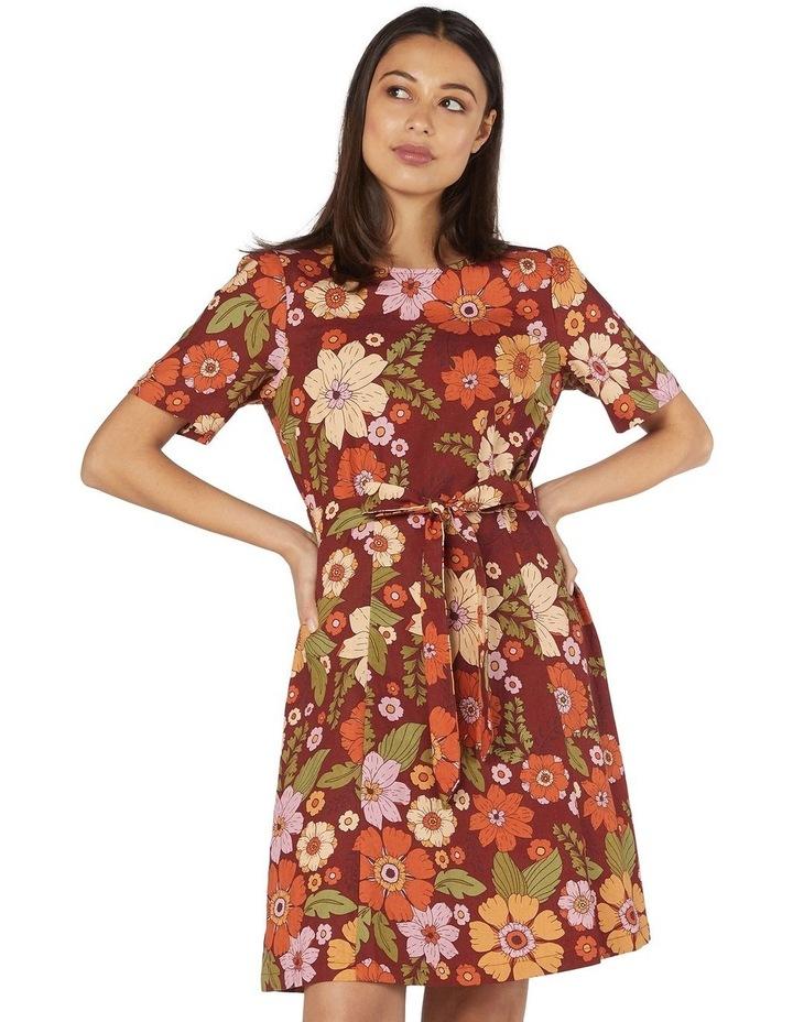 Brandy Floral Dress image 1