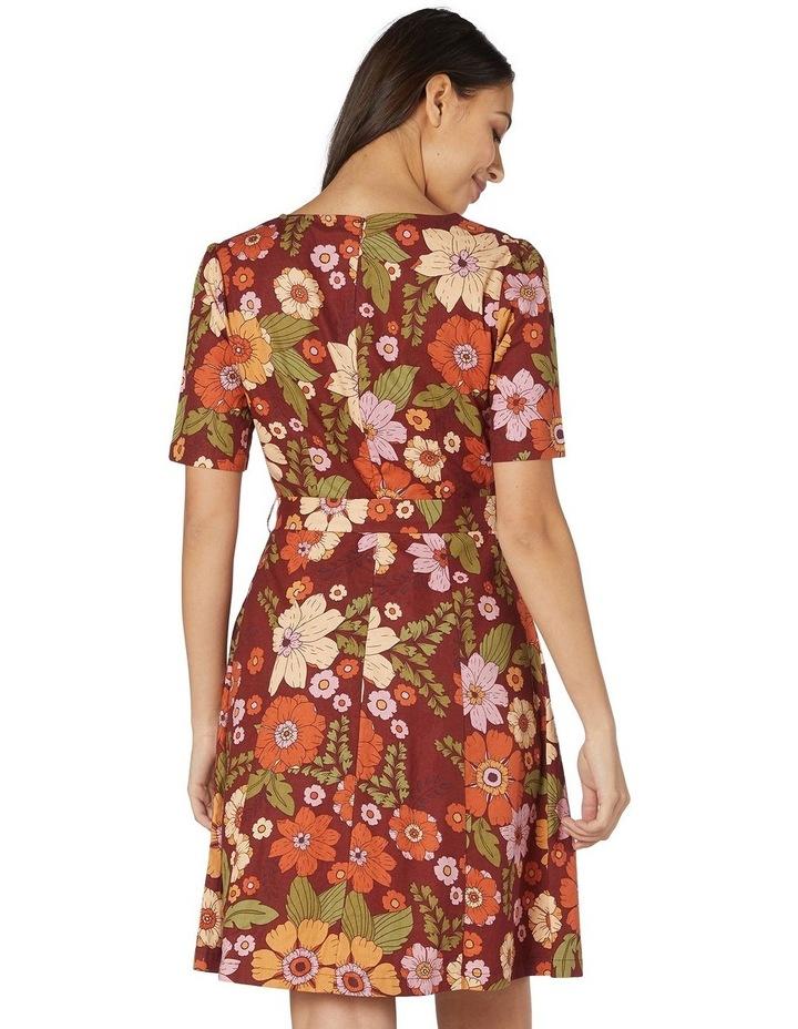 Brandy Floral Dress image 3