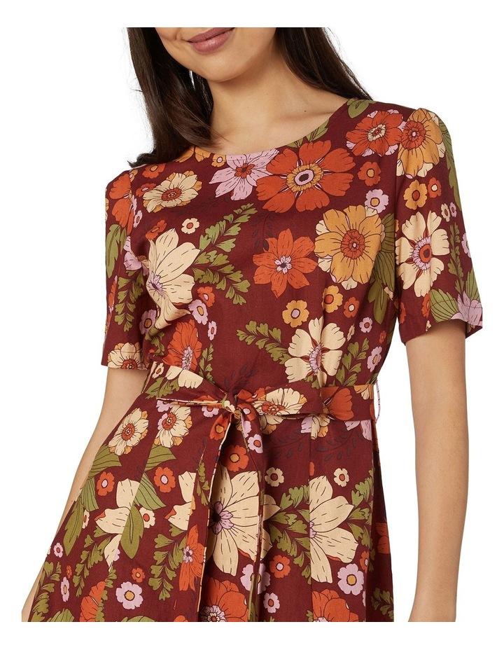 Brandy Floral Dress image 4