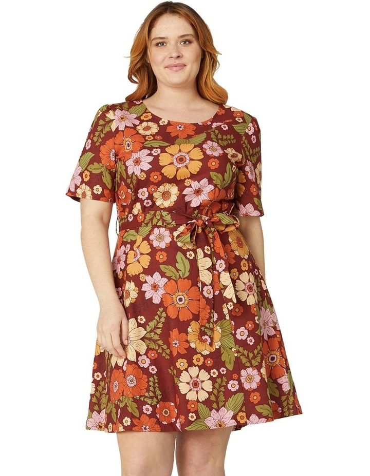 Brandy Floral Dress image 5