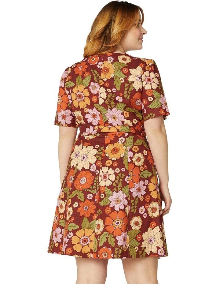 Brandy Floral Dress image 6