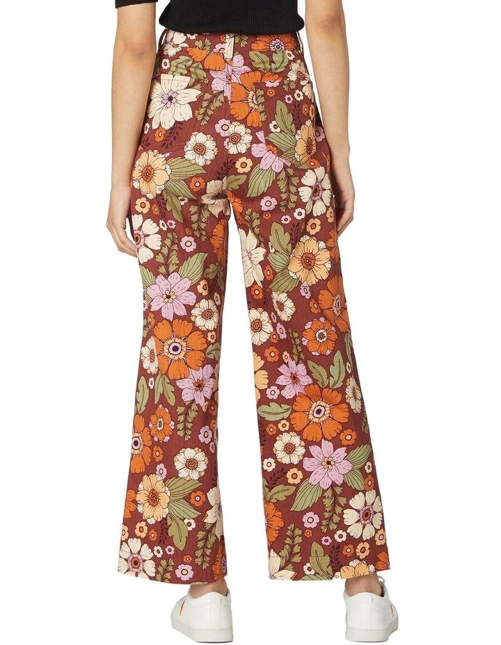 Brandy Floral Pants image 3
