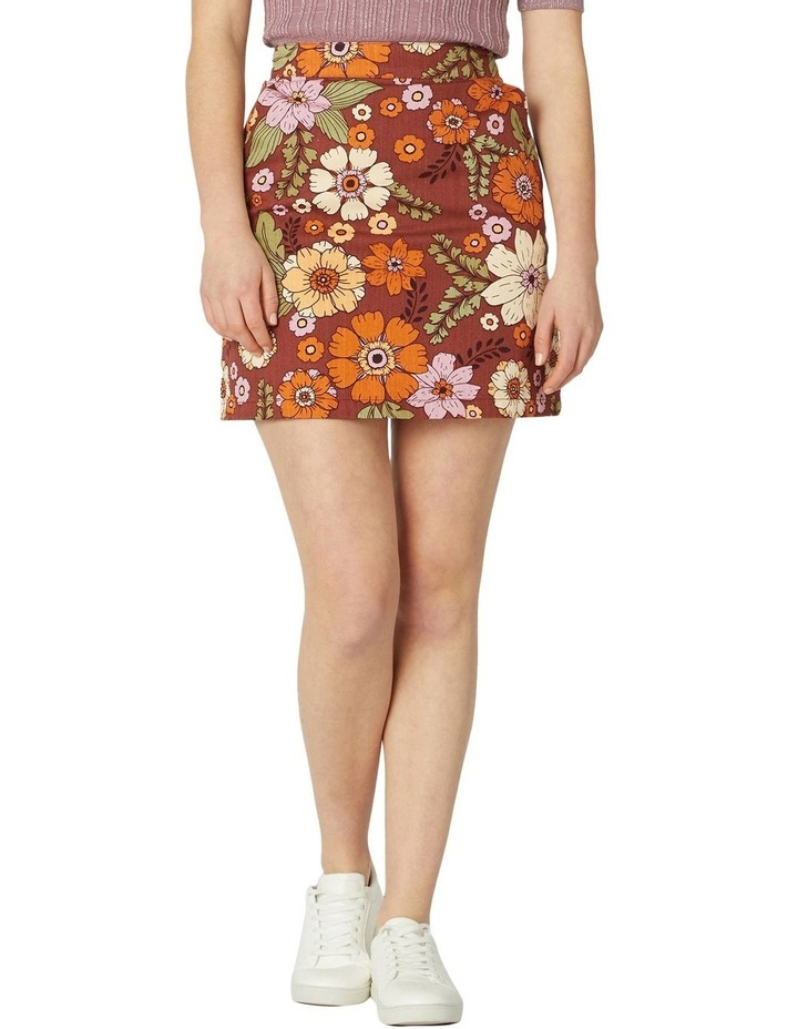 Brandy Mini Skirt image 1