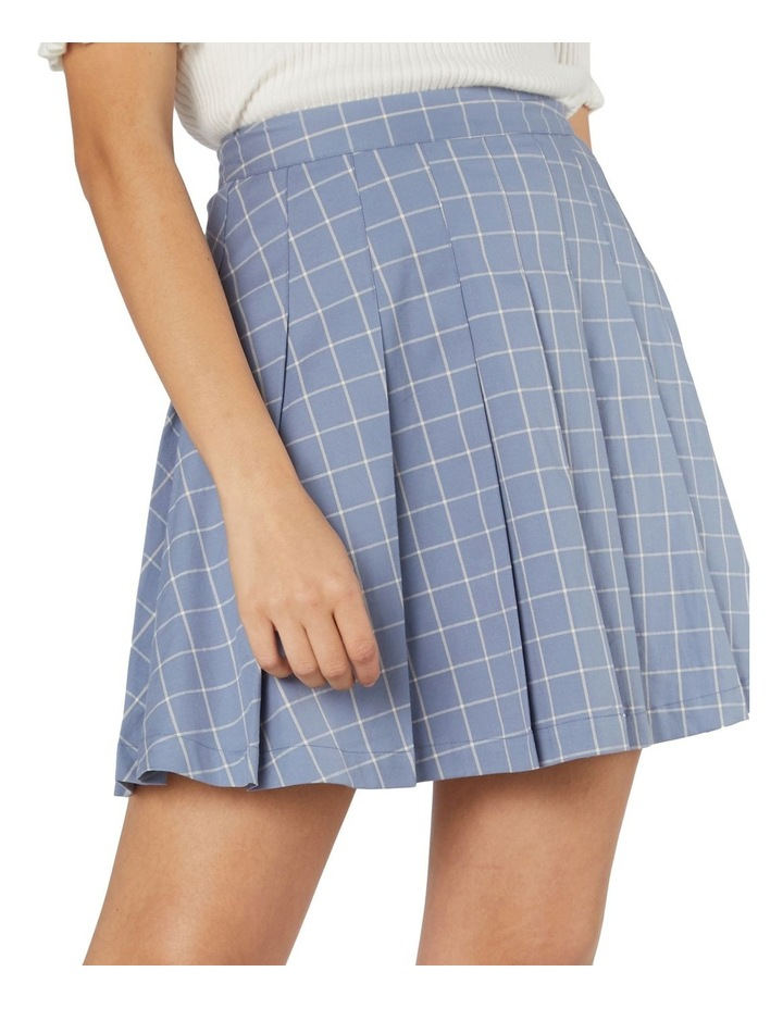 Tabitha Check Mini Skirt image 4