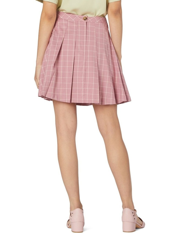 Tabitha Check Mini Skirt image 3