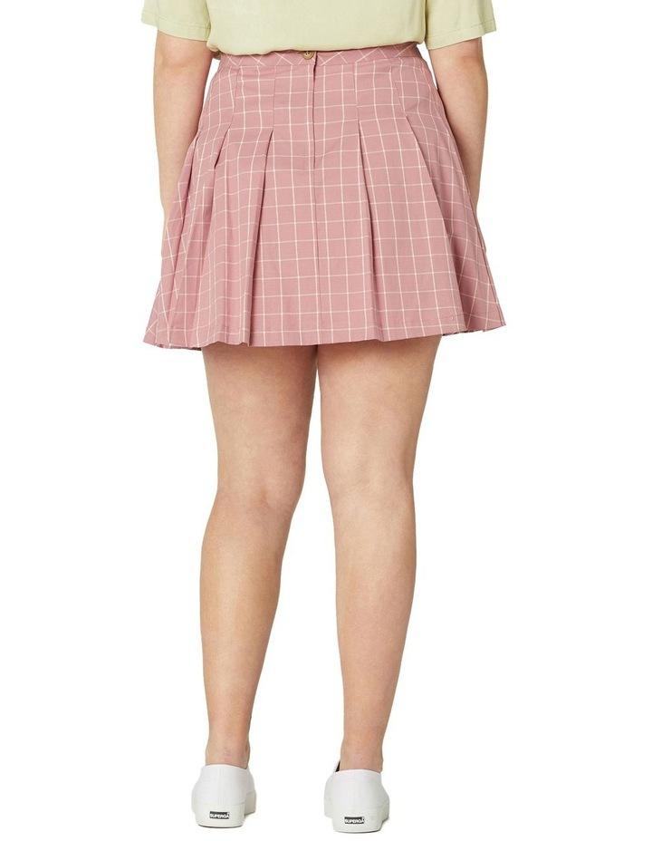 Tabitha Check Mini Skirt image 6