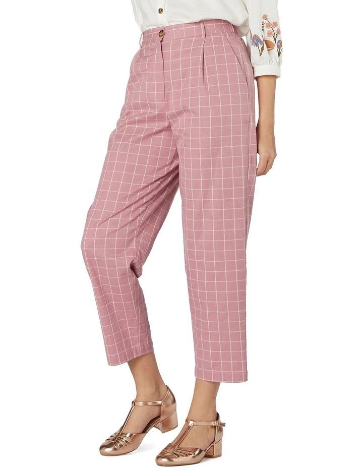 Tabitha Check Pants image 2