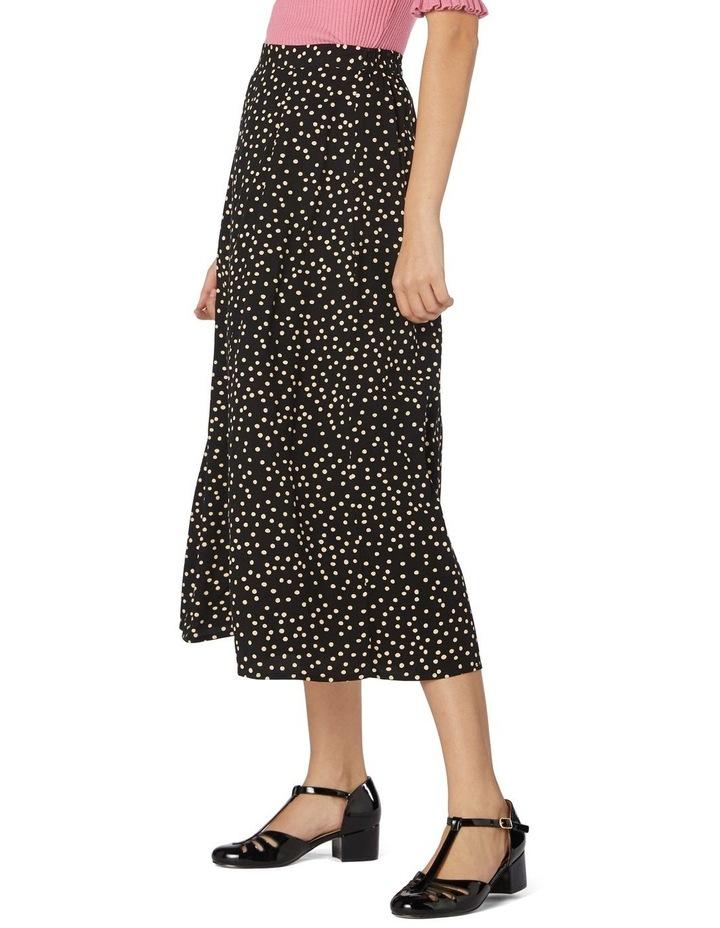 Olivia Spot Midi Skirt image 2