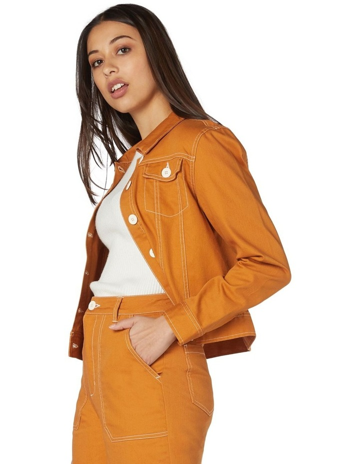 Angie Drill Jacket image 2
