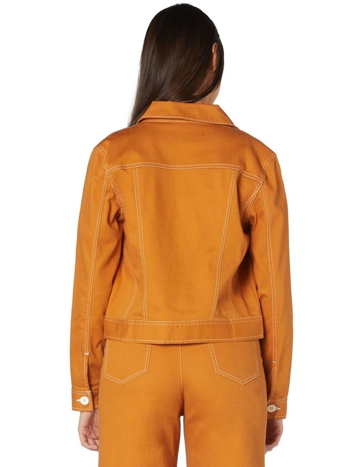 Angie Drill Jacket image 3