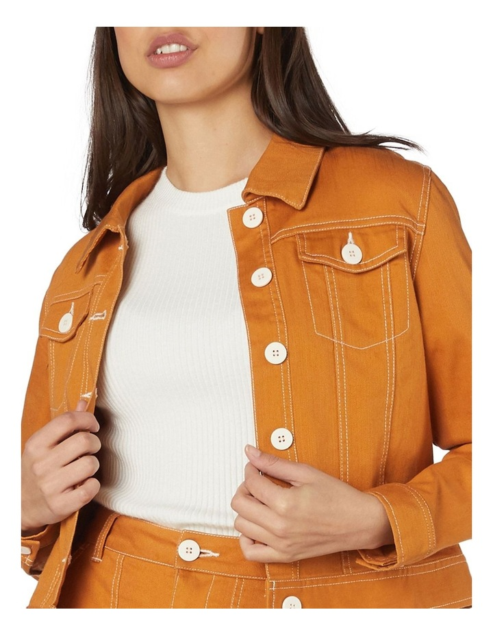 Angie Drill Jacket image 4
