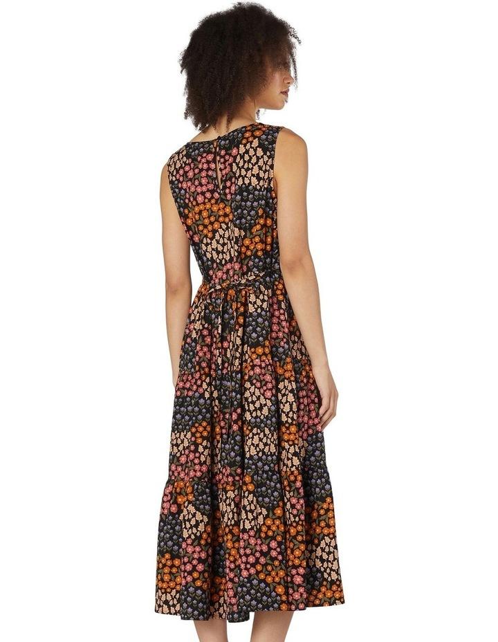 Floral Patchwork Dress image 3