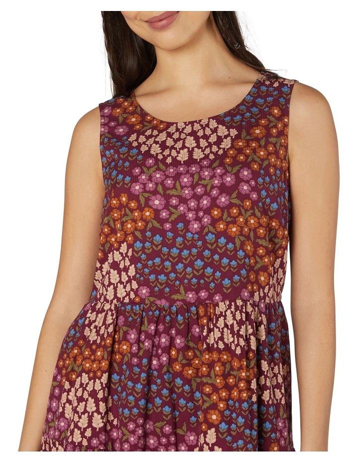 Floral Patchwork Dress image 4