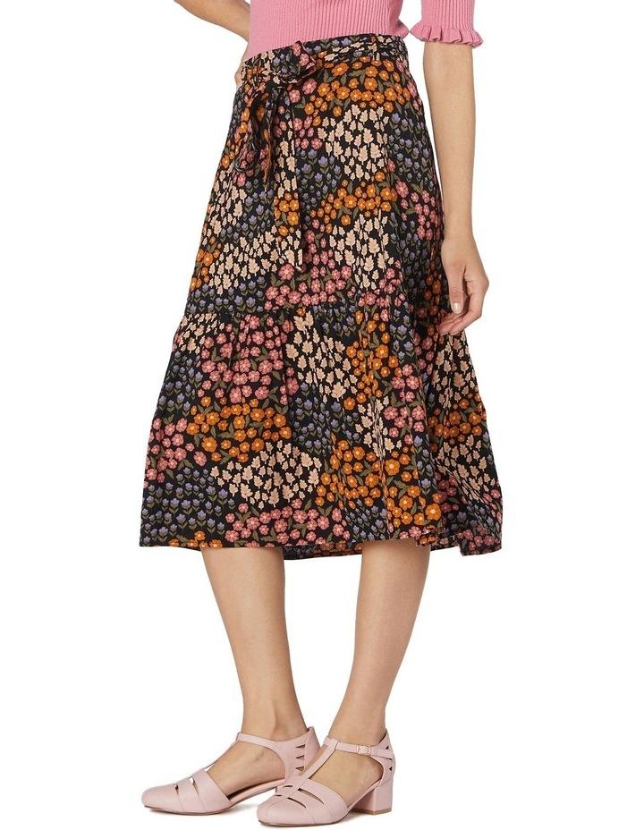 Floral Patchwork Skirt image 2