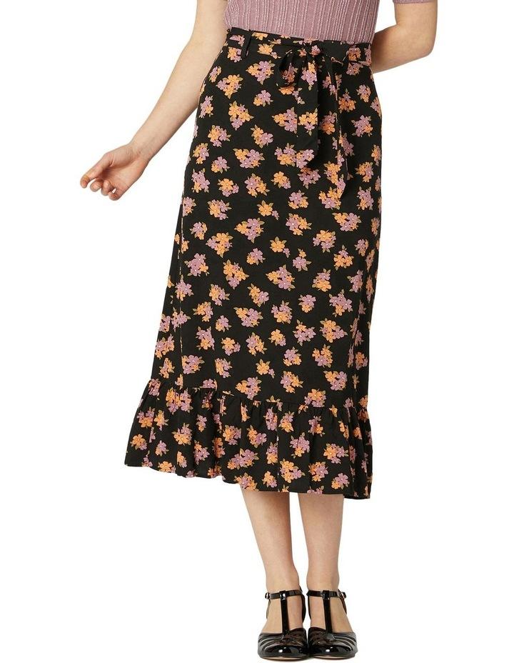 Ida Ditsy Midi Skirt image 1