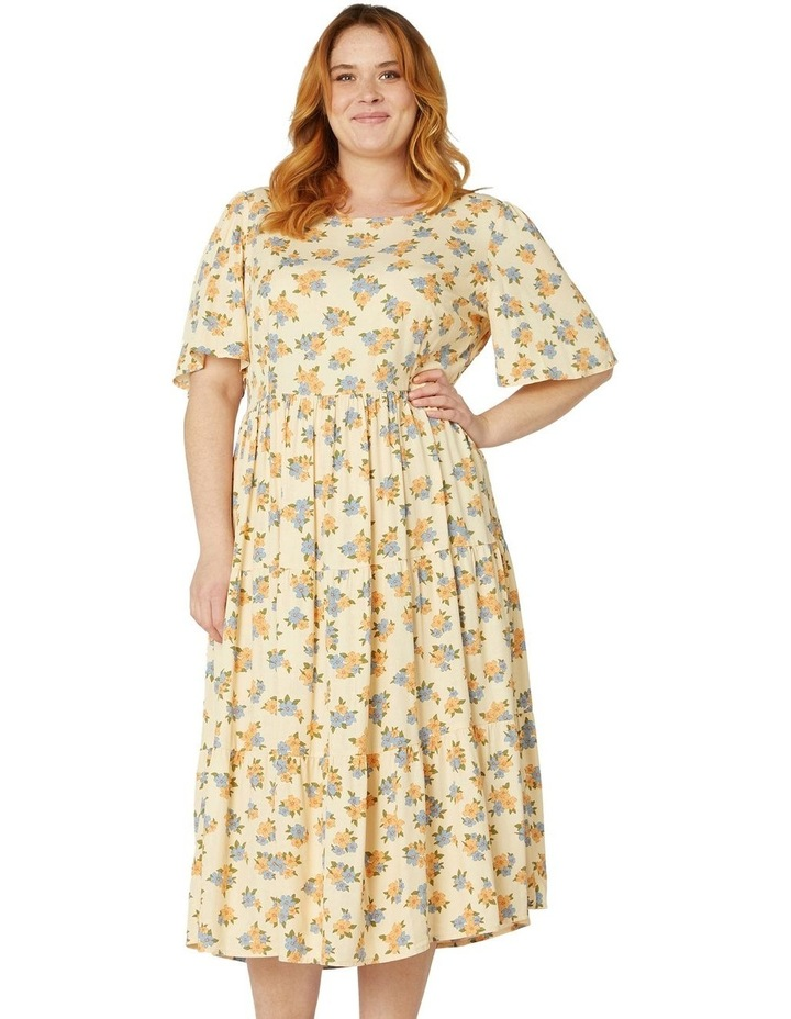Ida Ditsy Midi Dress image 5