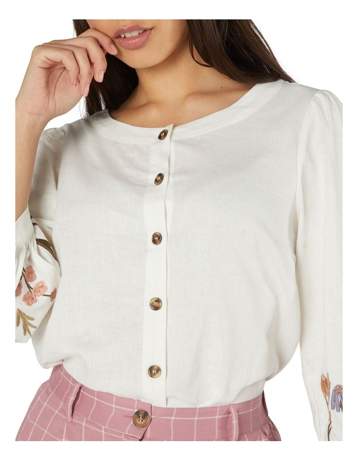 Fleur Embroidered Blouse image 4