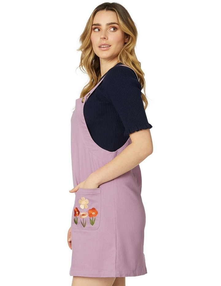 Enid Embroidered Pinny image 2