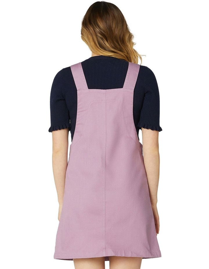 Enid Embroidered Pinny image 3