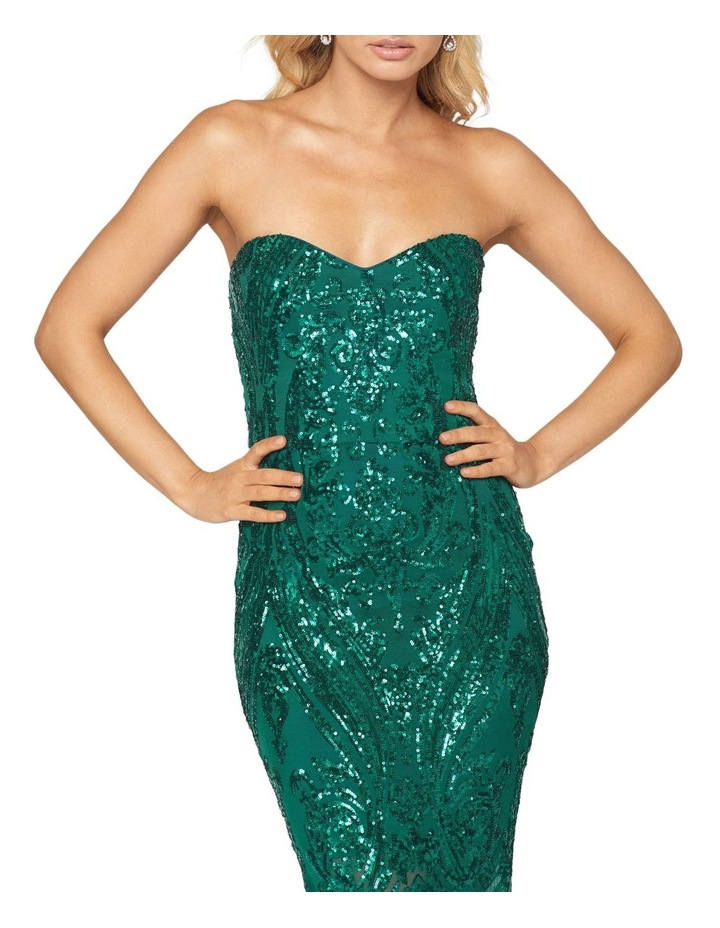 Melanie Sequin Gown image 2
