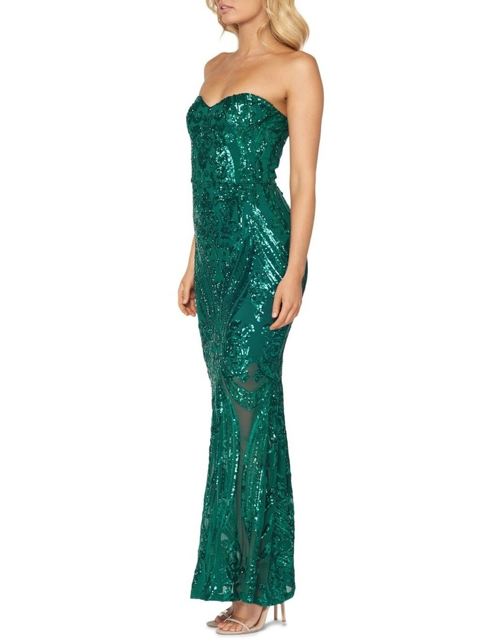 Melanie Sequin Gown image 3