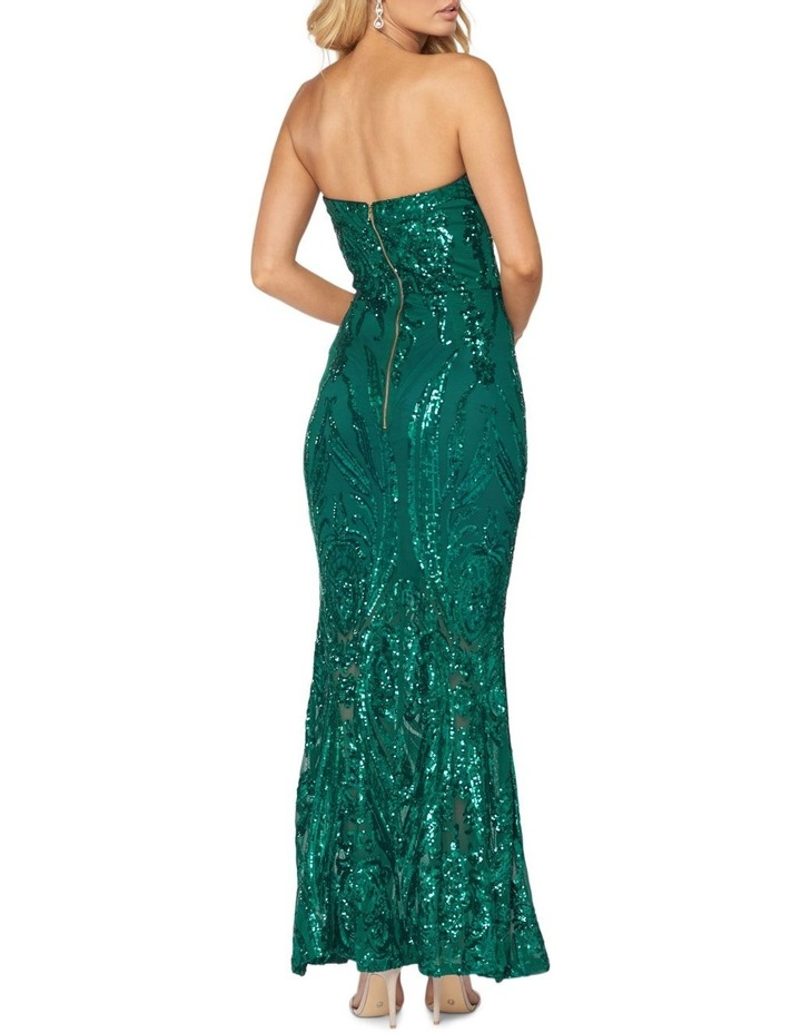 Melanie Sequin Gown image 4
