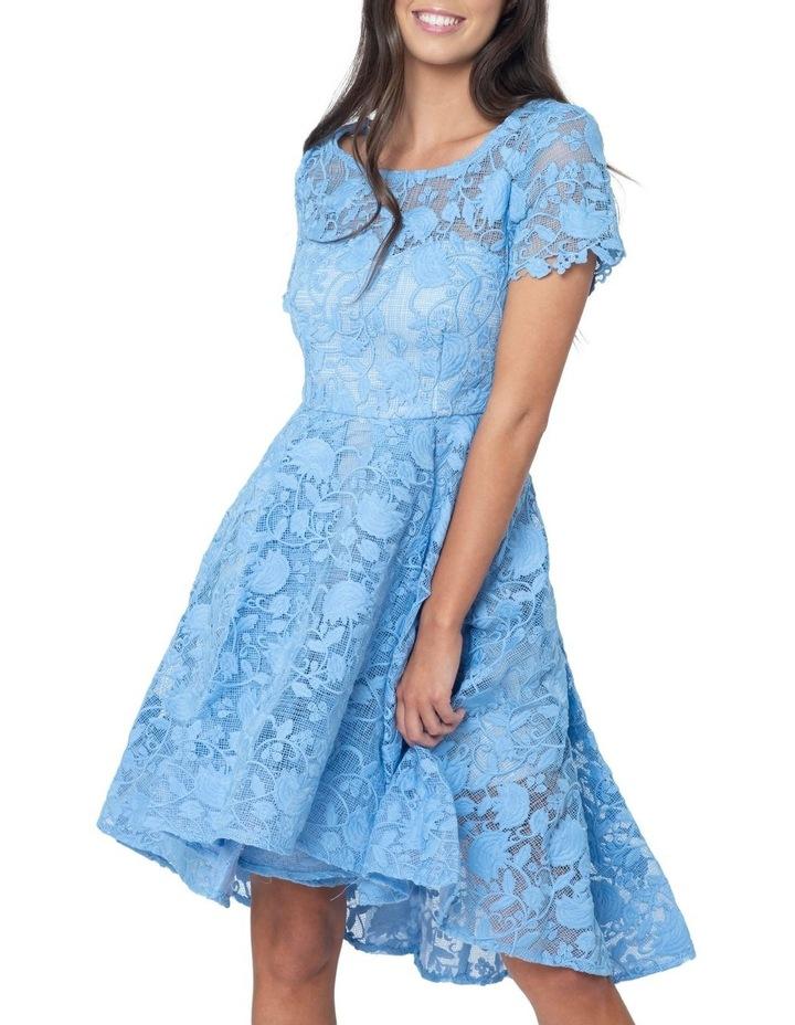 Zoe High Low Dress image 4
