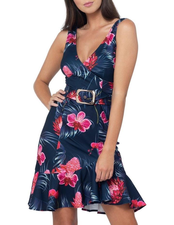 Bennie V Neck Dress image 1