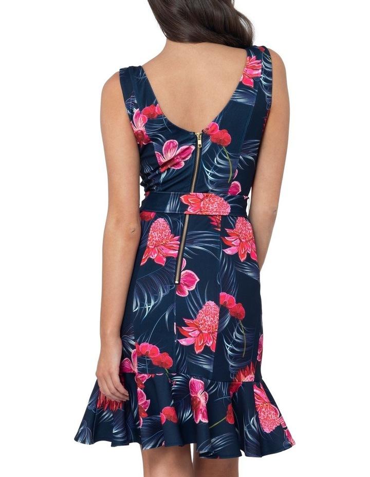 Bennie V Neck Dress image 3